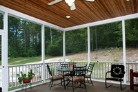 Donahue Porch and Deck, Bedford NH